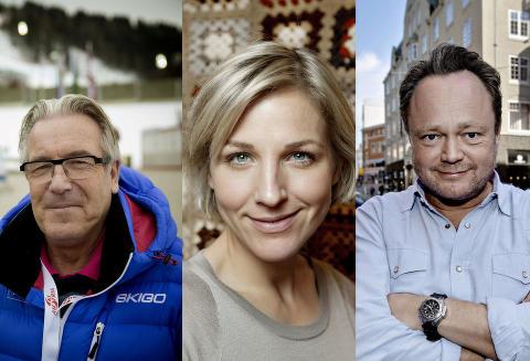TV 2-profilene sl�r tilbake mot primadonna-stempelet