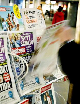 Nye avistall: Dagbladet betydelig fram p� mobil