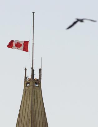 Canada vil ikke ofre frihetene for sikkerhet