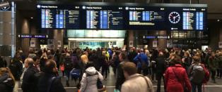 Feilen reparert p� Oslo S: Alle togene g�r som normalt igjen