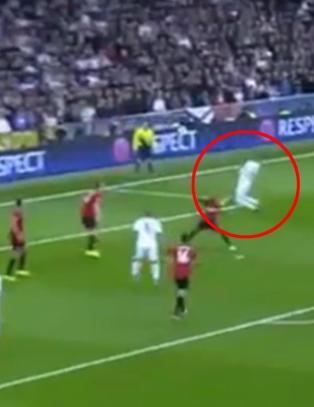 Slik klarer Ronaldo � henge i l�se lufta
