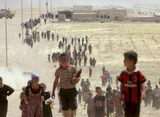 Yezidi-kvinner holdes som sexslaver av IS: - Jeg er blitt voldtatt 30 ganger f�r lunsj