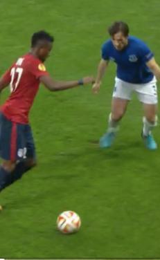 Utl�nte Liverpool-talent latterliggj�r Baines