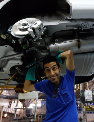 Iran blir ikke enig med seg selv om �konomisk vekst