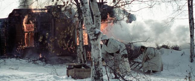 Se de utrolige bildene: Finnmark i brann