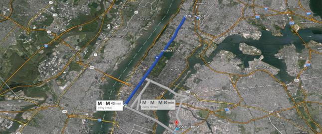 F�lger mulige ebola-spor gjennom hele New York