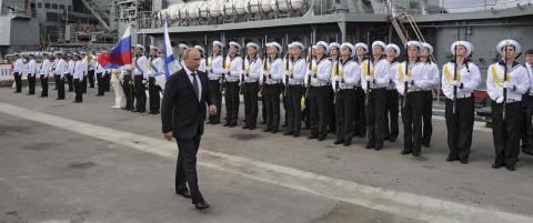 Russland h�ner �svensk fiasko�