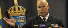 Sverige gir opp ub�tjakten
