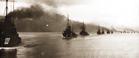 Nordmenn i f�rste verdenskrigs helvete