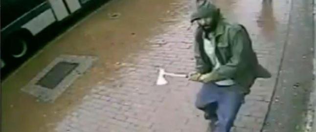 Frigir overv�kingsvideo av �ksedesperadoen