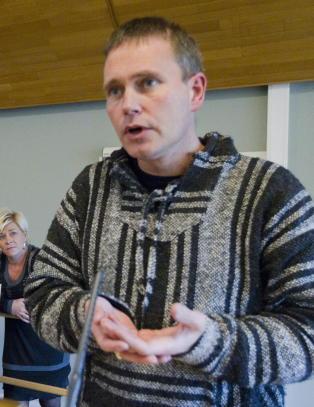 Amnestyprisen til talsmann for rusmisbrukere