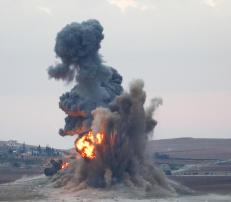 Har tatt tilbake to irakiske byer fra IS