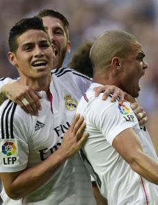 Maktdemonstrasjon fra Real Madrid etter at Barcelona tok ledelsen