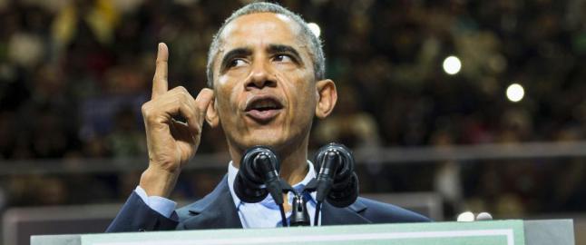 Obama sendt i isolat