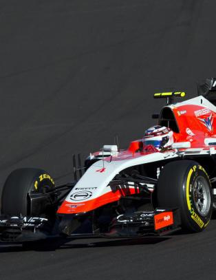 Formel 1: Marussia kan bli solgt