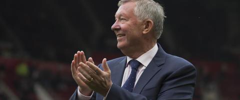 Ferguson forn�rmet av sp�rsm�l om United-stallen