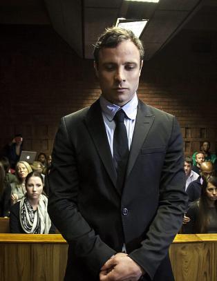 P�talemyndigheten anker dommen mot Oscar Pistorius