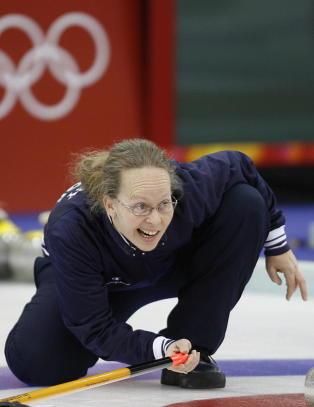 Curling-dronninga Dordi Norby (50) har blitt mamma