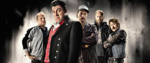 NRK slipper hele �Lilyhammer�-sesongen
