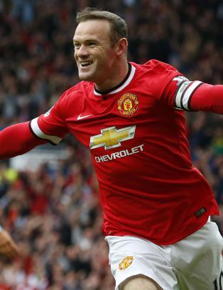 Rooney observert haltende