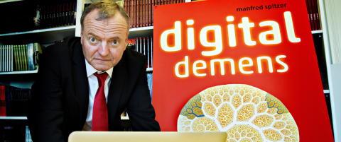 Nei, barnet ditt f�r ikke �digital demens� av � bruke Ipad