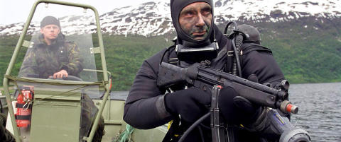 Norge avviser v�pengave til Island: - Maskinpistolene skal betales!
