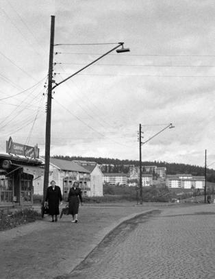 Riv Trondheimsveien