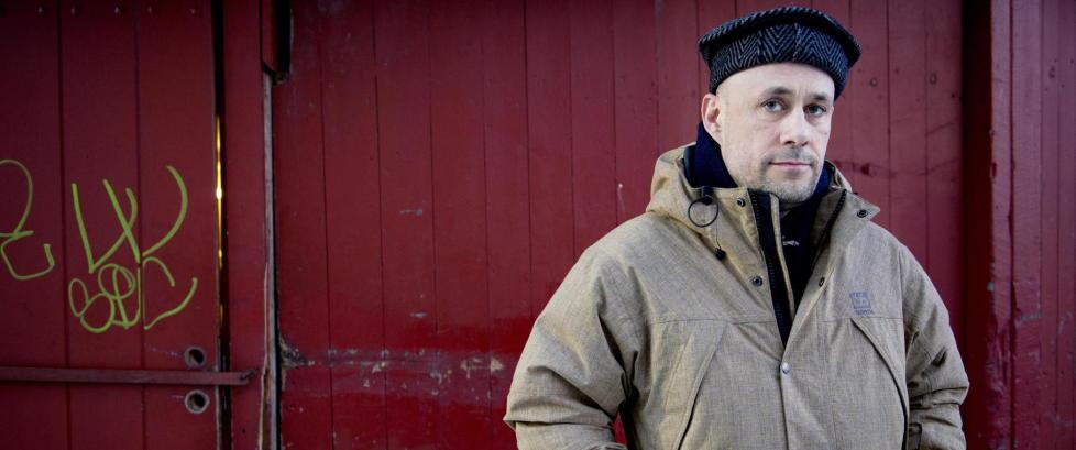 Benedikt Erlingsson og Fri�rik ��r Fri�riksson mottok Nordisk r�ds filmpris