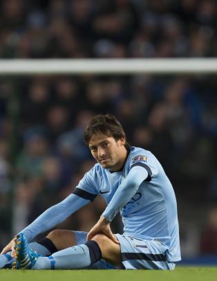 Silva mister Manchester-derby