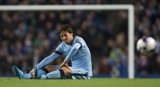 David Silva mister Manchester-derby