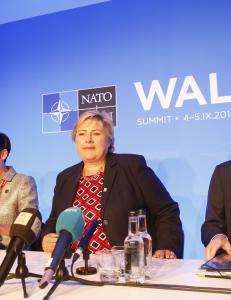 - USA vil ha med Norge i stor milit�roperasjon mot IS