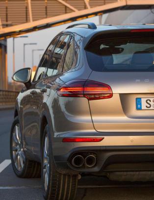 TEST: Porsche p� �billigsalg�