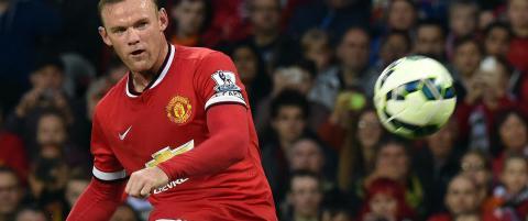 Rooney ser ut til � rekke storkampen mot City