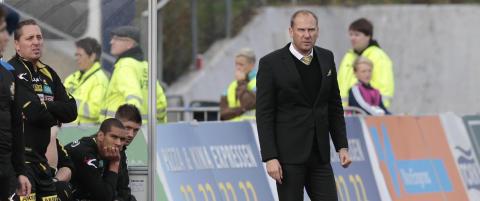 Ingesson pekte ut LSK-trener som sin etterf�lger