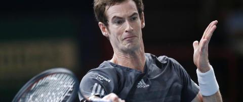 Murrey viser superform og er klar for ATP-sluttspill