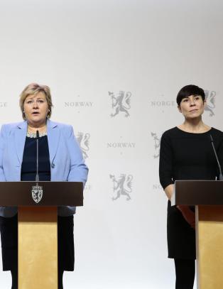 Norge sender soldater til Irak og Afghanistan