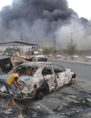 - IS-krigere henrettet 600 fanger