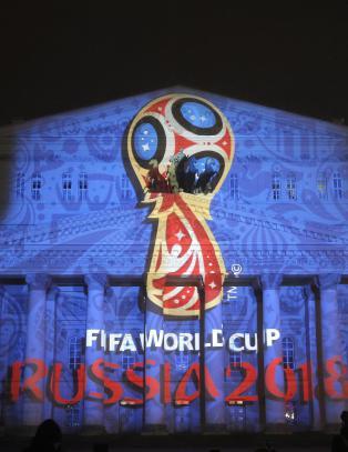 FIFAs kart-tabbe fikk Ukraina til � rase