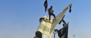 - Str�mmen av vestlige krigere til IS mangler sidestykke