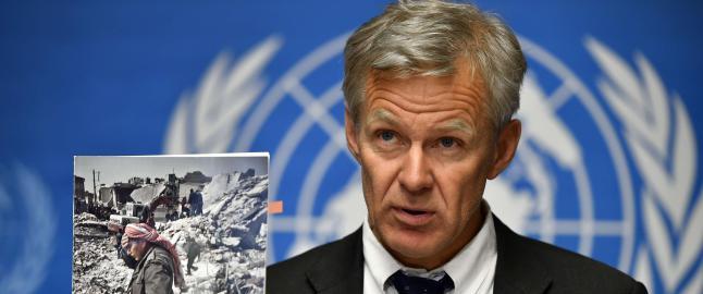 Egeland mener hjelpearbeidere m� forhandle med IS