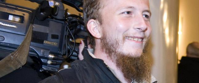 Pirate Bay-grunnlegger d�mt til tre og et halvt �rs fengsel