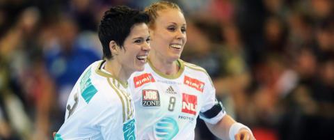 Larvik-seier ga str�lende utgangspunkt i mellomspillet