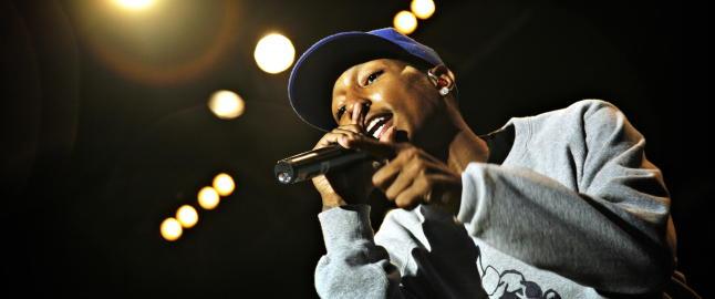 Pharrell tapte s�ksm�l om superhit