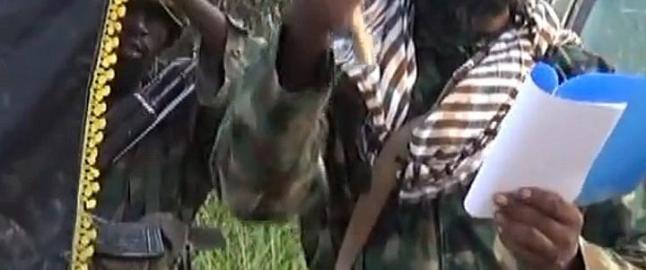 Boko Haram-leder hevder de 200 skolejentene har konvertert og blitt giftet bort