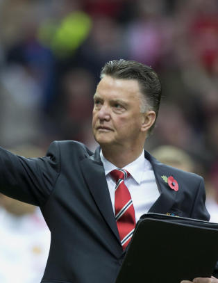 Van Gaal f�r Manchester-derbyet: - Det st�rste jeg kommer til � v�re med p�