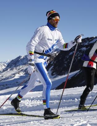 Forel�pig ingen kontakt mellom skiforbundet og Northug