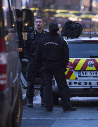 - Overfallsvoldtekt ved Lerkendal i Trondheim