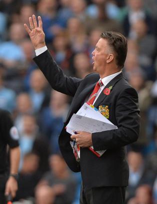 Van Gaal advarer: Tar tre �r � bygge opp United