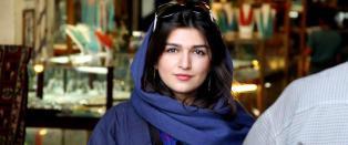 M�tte sone fordi hun ville se volleyball: N� har Iran l�slatt Ghoncheh (25)