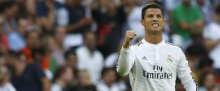 Scorer Ronaldo mot Liverpool tirsdag, tangerer han gjev rekord